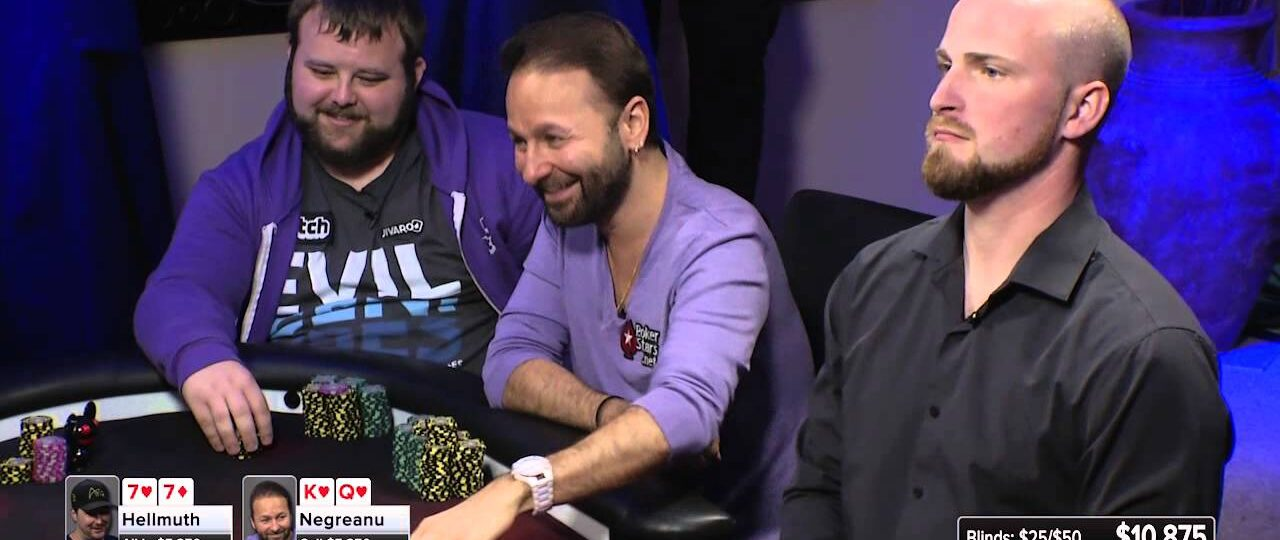 The Poker Brat!
