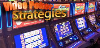 Super Video Poker Machine