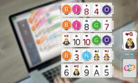 Online Strategy for Bingo