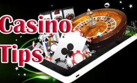 10 Tips For Online Gambling